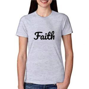 Faith Forever Women's Tee (Grey)